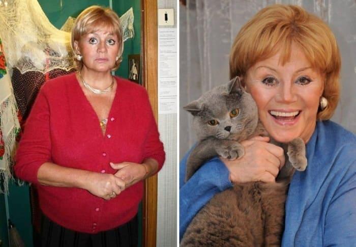 Актриса и писательница Татьяна Егорова | Фото: kino-teatr.ru