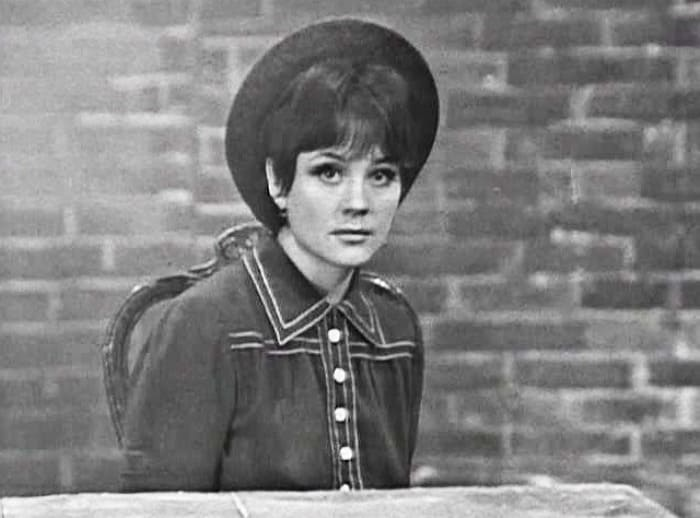 Татьяна Егорова, 1969 | Фото: kino-teatr.ru
