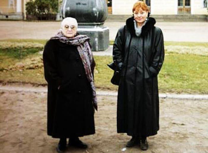 Мария Миронова и Татьяна Егорова | Фото: kino-teatr.ru