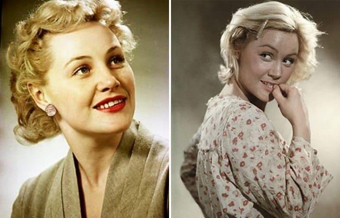 Звезда кино 1950-х  Татьяна Конюхова | Фото: kino-teatr.ru