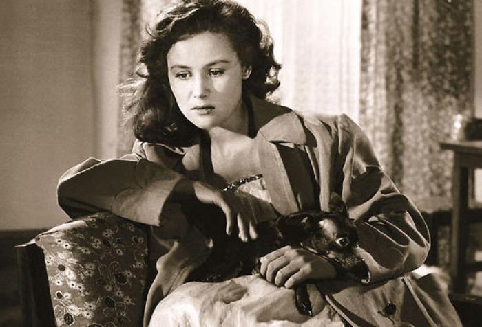 Звезда кино 1950-х гг. Татьяна Конюхова | Фото: 7days.ru