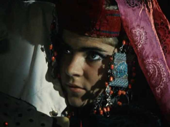Татьяна Федотова в роли Гюльчатай | Фото: kino-teatr.ru