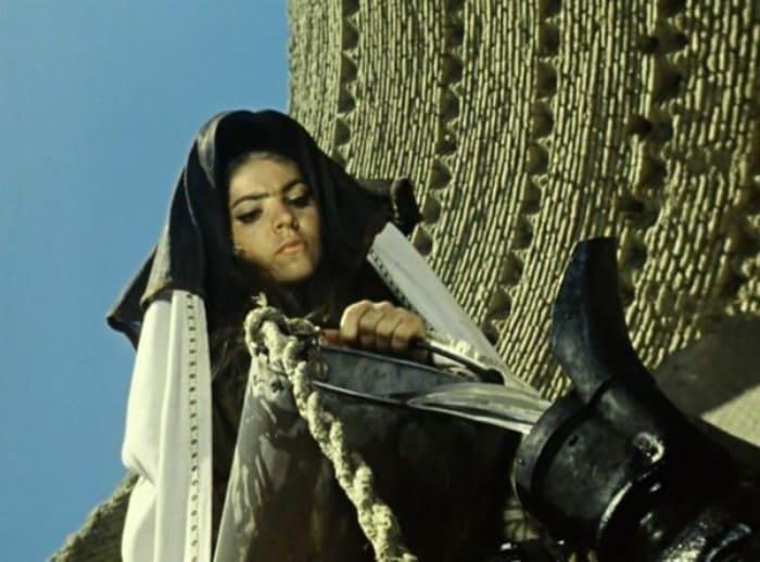 Кадр из фильма *Белое солнце пустыни*, 1969 | Фото: kinoistoria.ru
