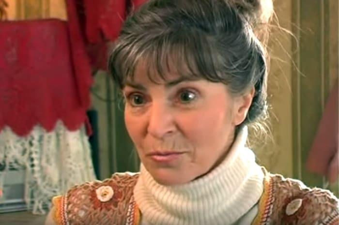 Бывшая актриса в наши дни | Фото: aif.ru