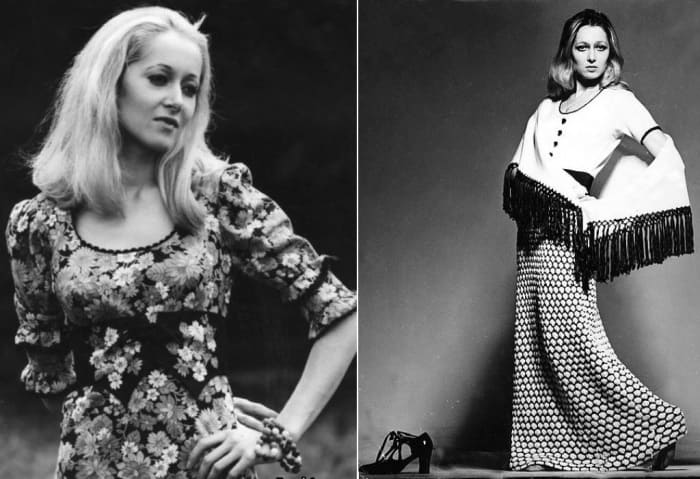Одна из лучших манекенщиц Дома моделей на Кузнецком Мосту 1970-х гг. | Фото: gubdaily.ru