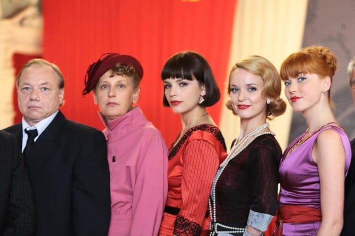 Татьяна Орлова в сериале *Красная королева*, 2015 | Фото: cgg.ru