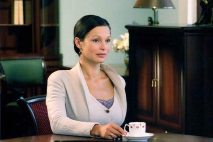 Актриса, телеведущая, дизайнер и мама четверых детей Татьяна Скороходова | Фото: kino-teatr.ru