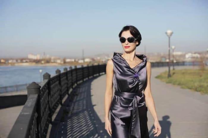 Актриса, телеведущая, дизайнер и мама четверых детей Татьяна Скороходова | Фото: biographe.ru