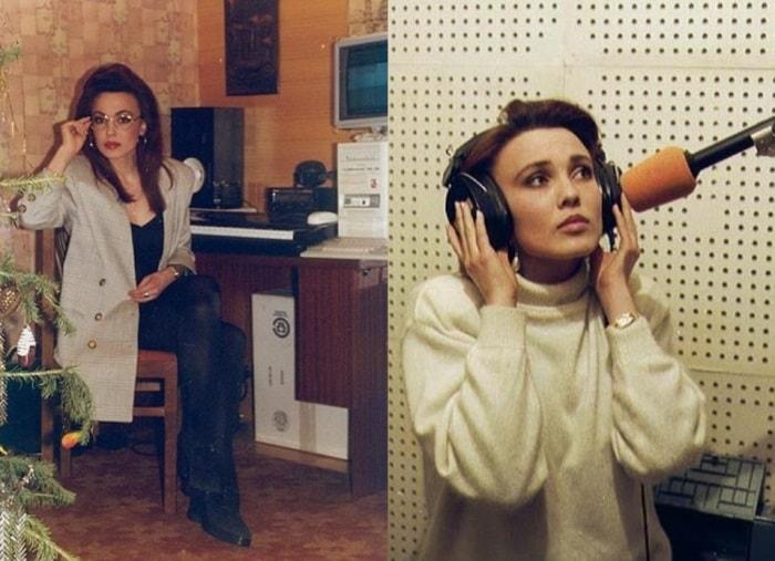 Автор песен и певица, жизнь которой оборвалась в 23 года | Фото: snezhina.ru и liveinternet.ru