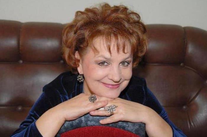 Заслуженная артистка России Татьяна Судец | Фото: fb.ru