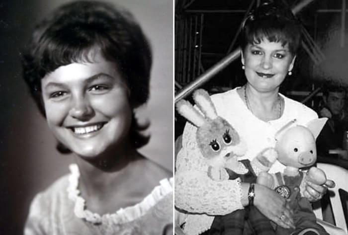 На протяжении 25 лет *тетя Таня* была ведущей программы *Спокойной ночи, малыши!* | Фото: 1tvs.ru и eg.ru