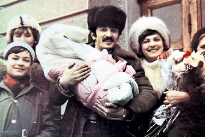 Татьяна со вторым мужем Владимиром | Фото: eg.ru