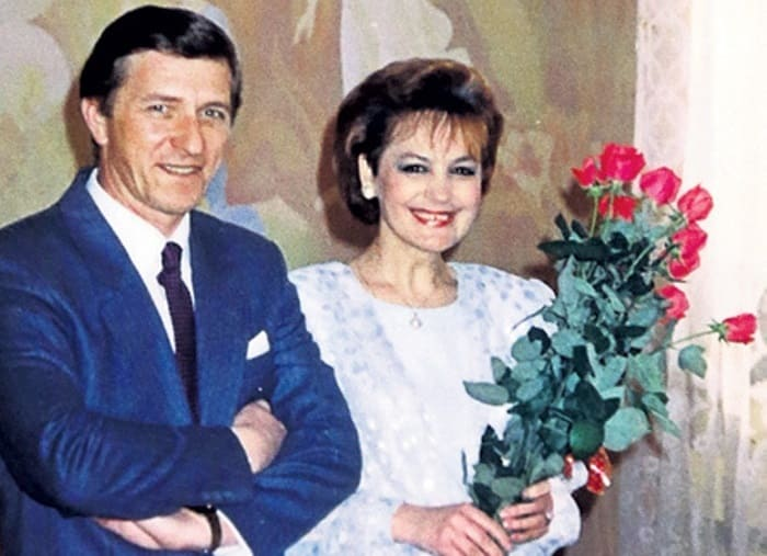 Татьяна с третьим мужем Михаилом | Фото: eg.ru