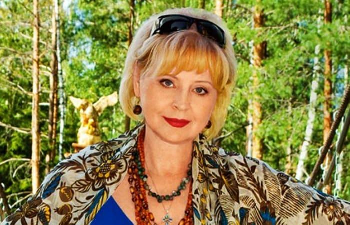 Заслуженная артистка России Татьяна Ташкова | Фото: kino-teatr.ru