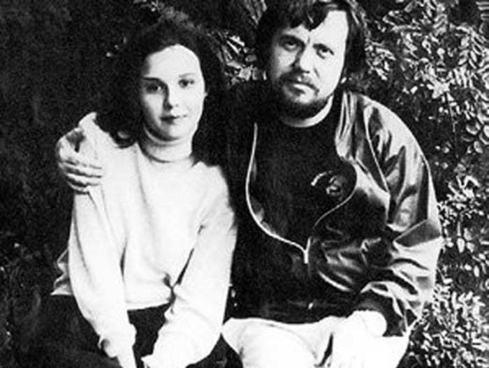 Сергей Соловьев и Татьяна Друбич   Фото: peoples.ru