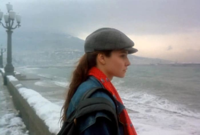 Татьяна Друбич в фильме Сергея Соловьева *Асса*, 1987   Фото: kino-teatr.ru