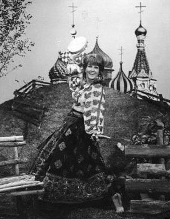 Немецкая певица русского происхождения Татьяна Иванова | Фото: muzperekrestok.online