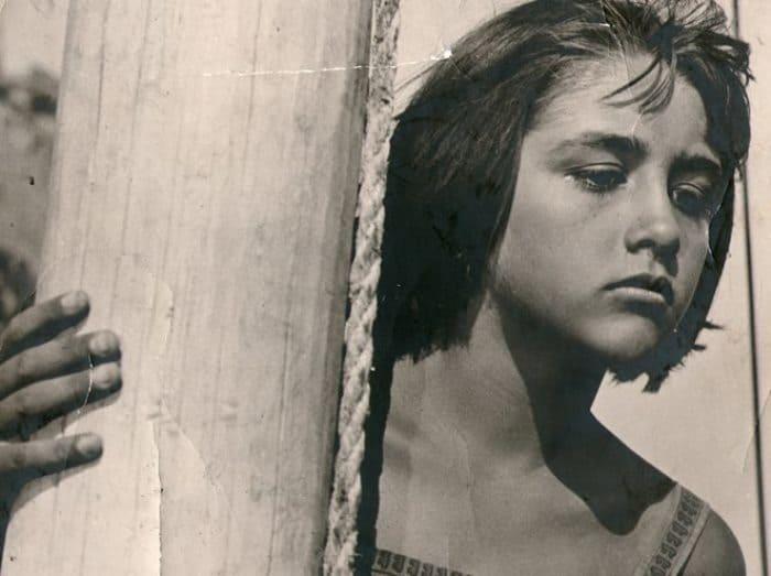 Татьяна Клюева в юности | Фото: aif.ru