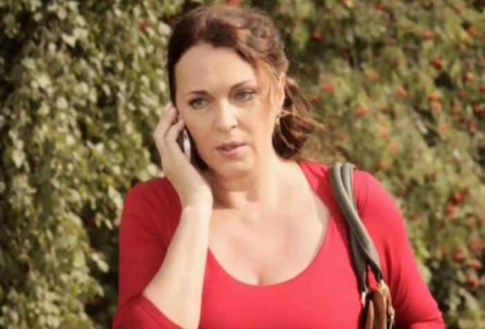 Татьяна Лютаева в сериале *Земский доктор. Возвращение*, 2013 | Фото: kino-teatr.ru