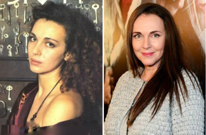 Актриса в молодости и в наши дни | Фото: 24smi.org