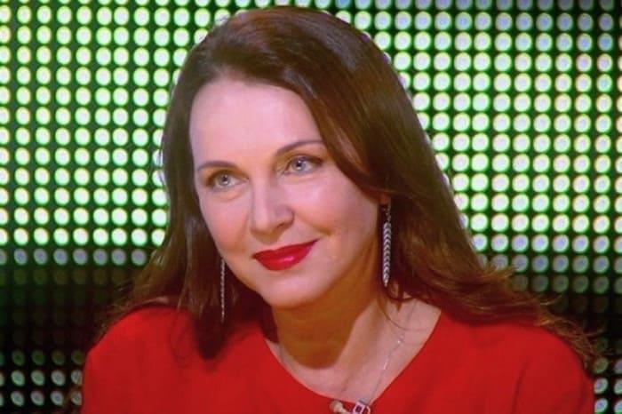 Татьяна Лютаева в программе *Жена. История любви*, 2018 | Фото: vokrug.tv