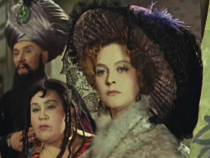 Кадр из фильма *Зеленая карета*, 1967   Фото: diwis.ru