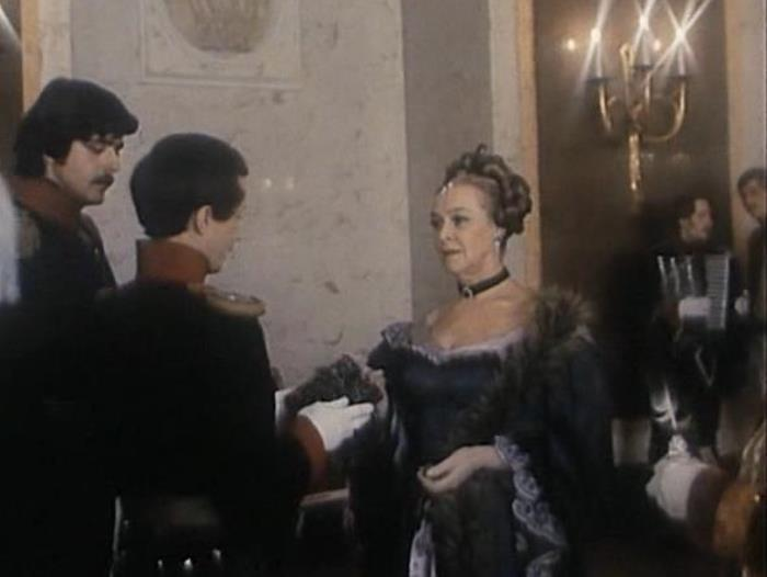 Кадр из фильма *Лермонтов*, 1986   Фото: kino-teatr.ru
