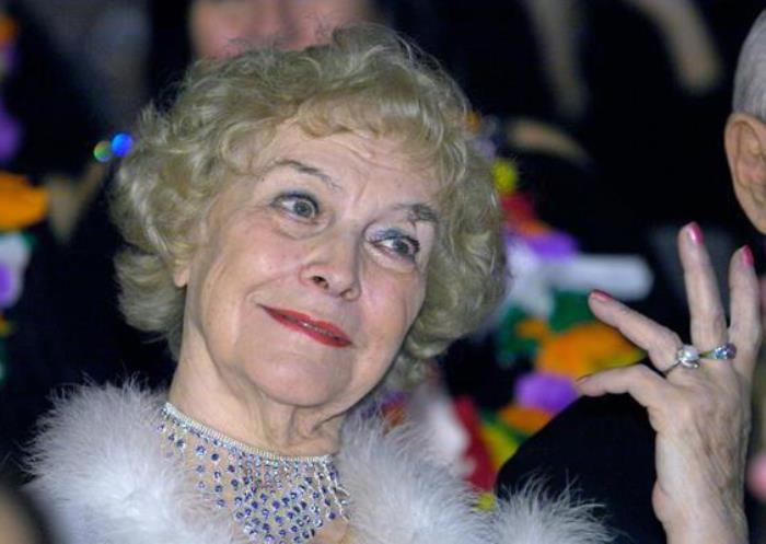 Актриса театра и кино Татьяна Пилецкая | Фото: fb.ru