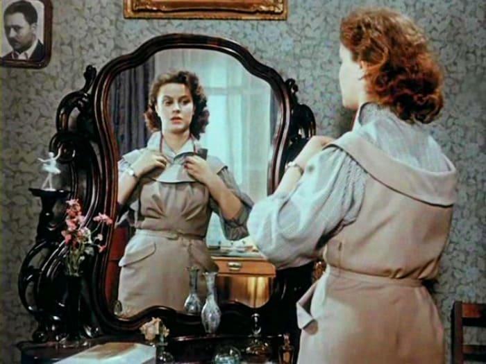 Кадр из фильма *Разные судьбы*, 1956   Фото: kino-teatr.ru