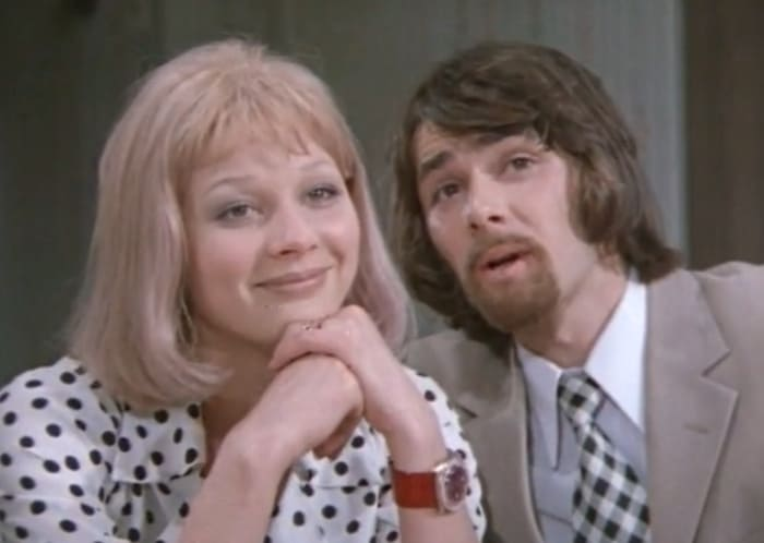 Кадр из фильма *Сержант милиции*, 1974 | Фото: kino-teatr.ru