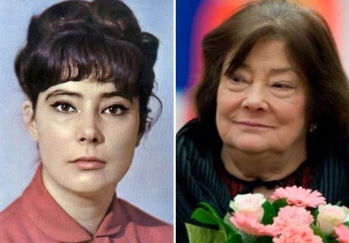 Народная артистка России Татьяна Самойлова | Фото: kino-teatr.ru