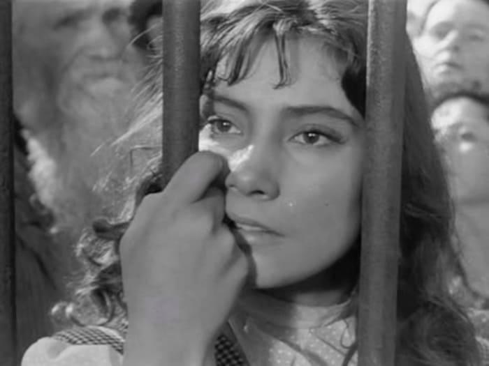 Кадр из фильма *Летят журавли*, 1957 | Фото: kino-teatr.ru