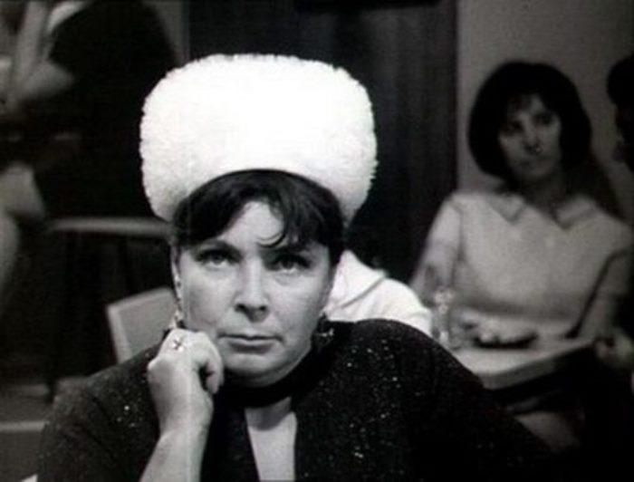 Ольга Аросева в роли пани Моники | Фото: newsland.com