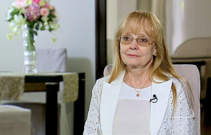 Наталья Белохвостикова в наши дни | Фото: nastroenie.tv