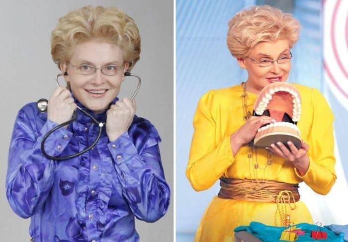 Елена Малышева – ведущая нескольких передач о медицине | Фото: uznayvse.ru