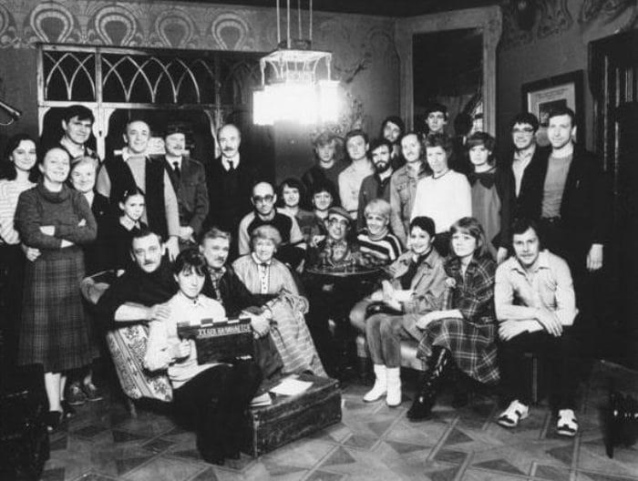 Съемочная группа фильма | Фото: kino-teatr.ru