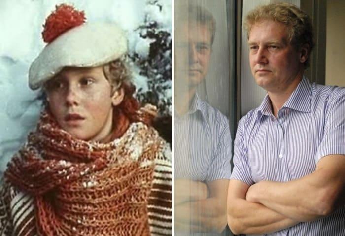 Руслан Курашов в 1985 г. и в наши дни | Фото: kino-teatr.ru i.getmovies.ru и fb.ru