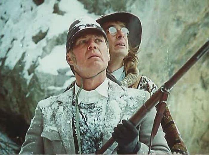 Кадр из фильма *В поисках капитана Гранта*, 1985 | Фото: ria.ru