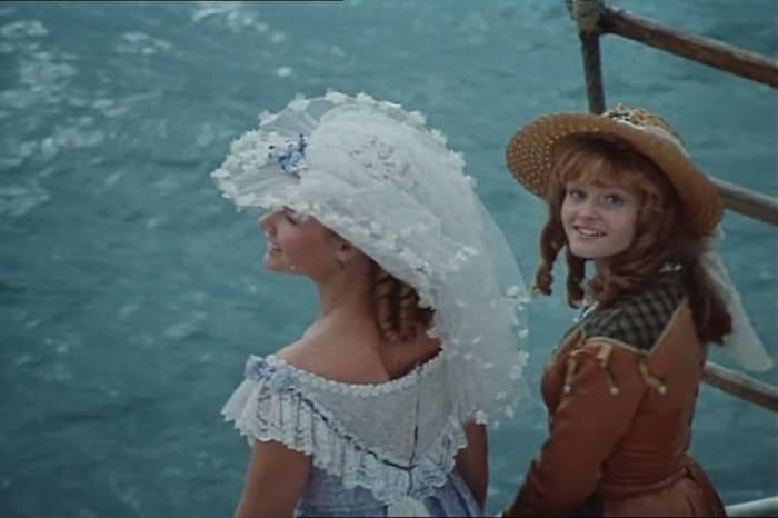 Кадр из фильма *В поисках капитана Гранта*, 1985 | Фото: proboating.ru