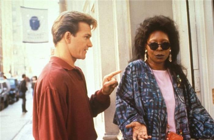 Кадр из фильма *Призрак* (*Привидение*), 1990 | Фото: fishki.net