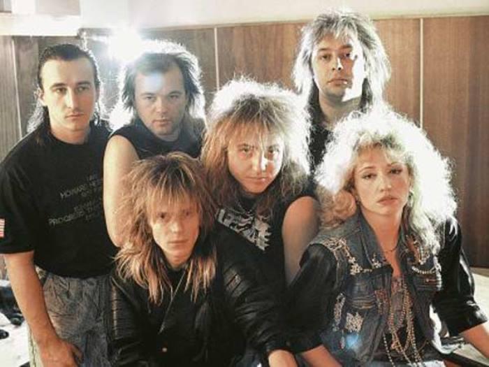 Второй состав группы *Электроклуб* | Фото: lj-top.ru