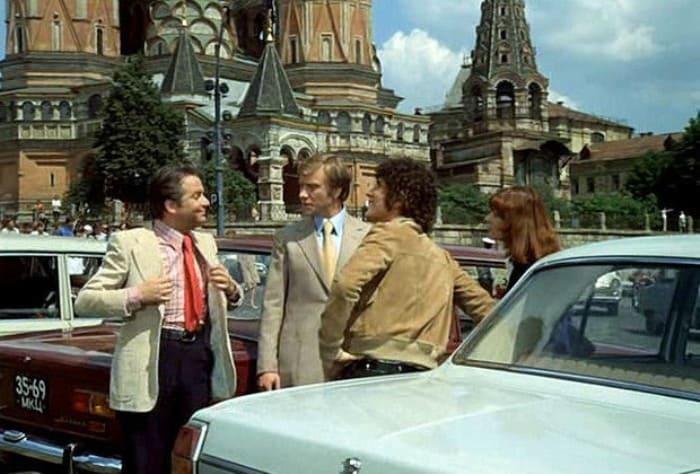 Кадр из фильма *Невероятные приключения итальянцев в России*, 1973   Фото: kino-teatr.ru