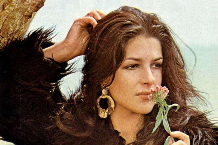 Итальянская актриса Антония Сантилли   Фото: 24smi.org