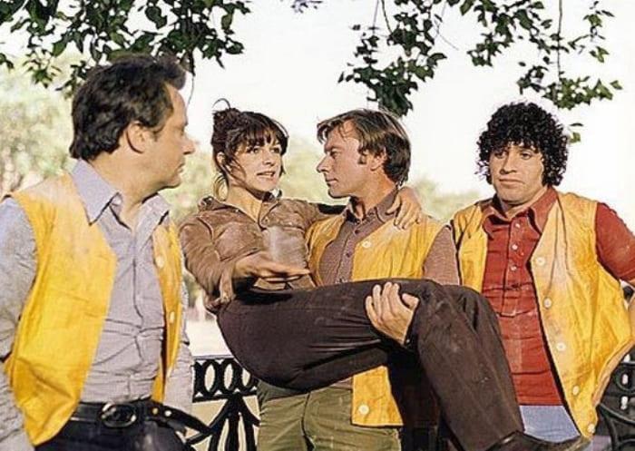 Кадр из фильма *Невероятные приключения итальянцев в России*, 1973   Фото: tainyvselennoi.ru