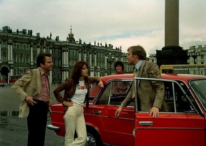 Кадр из фильма *Невероятные приключения итальянцев в России*, 1973 | Фото: kino-teatr.ru