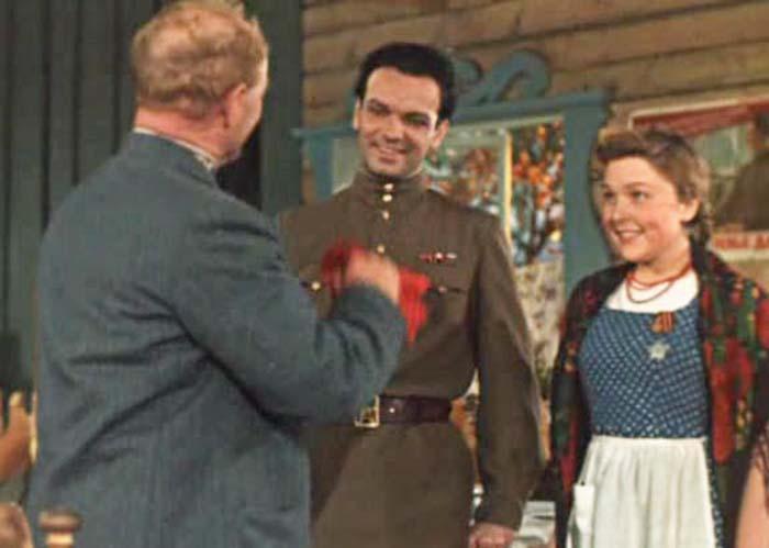 Кадр из фильма *Сказание о земле Сибирской*, 1947   Фото: tvc.ru