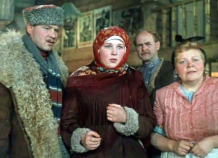 Кадр из фильма *Сказание о земле Сибирской*, 1947 | Фото: kino-teatr.ru