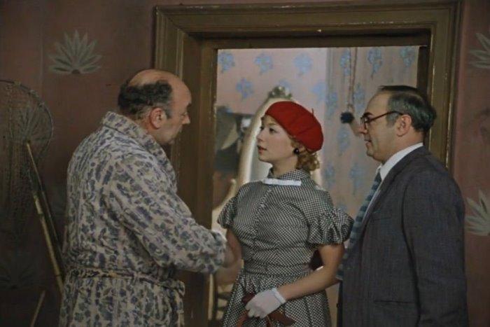 Кадр из фильма *Покровские ворота*, 1982 | Фото: onlainfilmix.com