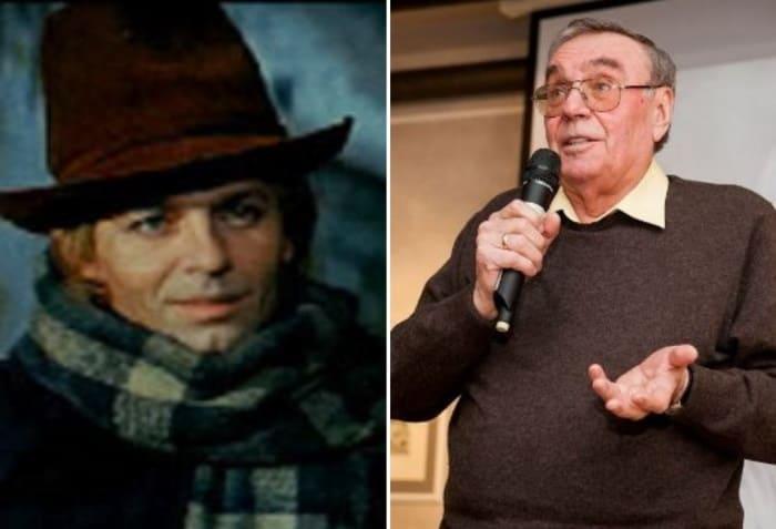 Валерий Никитенко в 1966 и в 2013 гг. | Фото: kino-teatr.ru