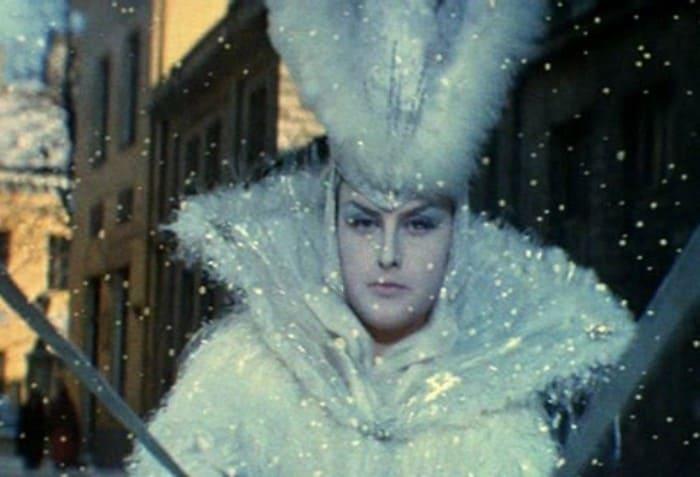 Наталья Климова в фильме *Снежная королева*, 1966 | Фото: aeslib.ru